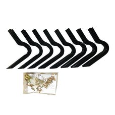 WESTiN Automotive 27-1025 Running Board Mount Kit