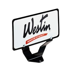 WESTiN Automotive 32-0055 License Plate Relocator