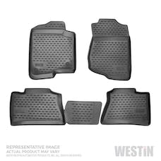 WESTiN Automotive 74-44-51001 Profile Front & 2nd Row Floor Liners