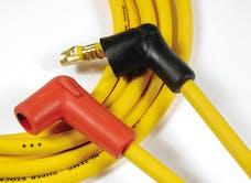 ACCEL 4072 8mm Super Stock Spark Plug Wire Set, Graphite Custom