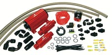 Aeromotive Fuel System 17242 A1000 Carbureted System(11101 pump,13204 reg.,filters,hose,fittings,wiring kit)