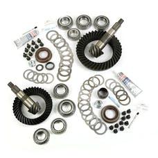 Alloy USA 360004 Floor Liner Kit, Gray, Front/Rear; 09-17 Ram 1500/2500/3500 Crew Cab