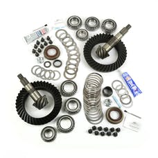 Alloy USA 360007 Ring and Pinion Kit, 4.10 Ratio, for Dana 30/44; 07-17 Jeep Wrangler