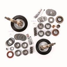 Alloy USA 360025 Ring/Pinion Kit, D30 Front - D35 Rear, 4.88 Ratio; 97-06 Wrangler TJ