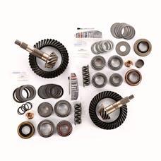 Alloy USA 360027 Ring/Pinion Kit, D30 Front - D44 Rear, 3.73 Ratio; 97-06 Wrangler TJ