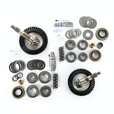 Alloy USA 360029 Ring/Pinion Kit, D30 Front - D44 Rear, 4.56 Ratio; 97-06 Wrangler TJ