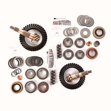 Alloy USA 360030 Ring/Pinion Kit, D30 Front - D44 Rear, 4.88 Ratio; 97-06 Wrangler TJ