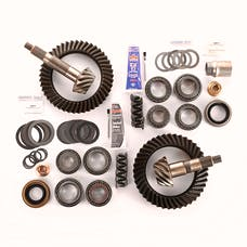 Alloy USA 360031 Ring/Pinion Kit, D44 Front - D44 Rear, 4.10 Ratio; 97-06 Wrangler TJ