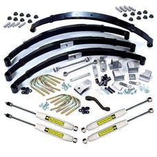 Alloy USA 61212 Suspension Lift Kit