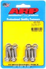 ARP 400-7503 SS valve cover bolt kit