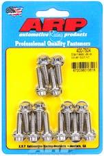 ARP 400-7504 SS valve cover bolt kit