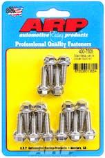 ARP 400-7508 SS valve cover bolt kit