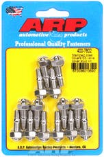 ARP 400-7602 Stamped steel covers SS valve cover stud kit
