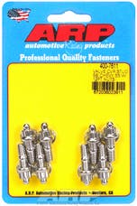 ARP 400-7611 stamped steel covers SS 12 pt valve cover stud kit