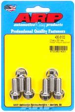 ARP 430-3102 Stainless Steel hex motor mount bolt kit