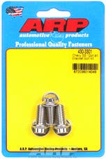 ARP 430-3301 Stainless Steel 12pt alternator bracket bolt kit
