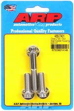 ARP 430-7401 Stainless Steel 12pt thermostat housing bolt kit