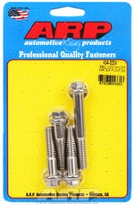 ARP 434-3204 hex short water pump bolt kit