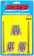 ARP 434-6902 Stainless Steel 12pt oil pan bolt kit
