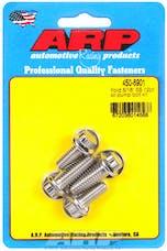 """ARP 450-6901 Stainless Steel 5/16"""" 12pt oil pump bolt kit"""