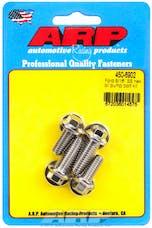 """ARP 450-6902 Stainless Steel 5/16"""" hex oil pump bolt kit"""