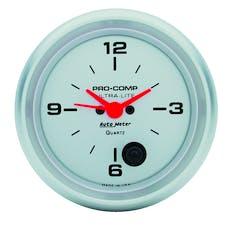 AutoMeter Products 4485 Clock  12 Volt