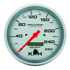 AutoMeter Products 4489-M Speedo  260 KPH