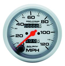 AutoMeter Products 4492 Speedo  120 MPH