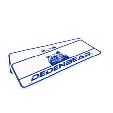 AutoMeter Products 0272 Decal Contengency,  'Dedenbear'