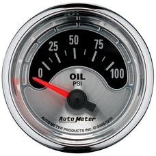 AutoMeter Products 1226 2-1/16in Oil Pressure 0-100 SSE AM