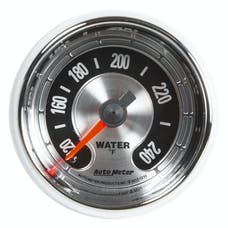 """AutoMeter Products 1232 2-1/16"""" Water Temp 120-240 mech"""