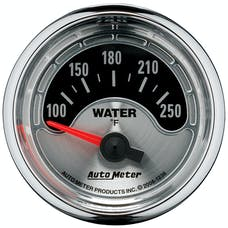 AutoMeter Products 1236 2-1/16in Water Temp 100-250 SSE American Muscle