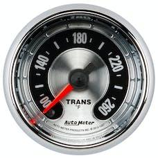 AutoMeter Products 1257 GAUGE; TRANS TEMP; 2 1/16in. 260deg.F; DIGITAL STEPPER MOTOR; AMERICAN MUSCLE