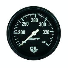 AutoMeter Products 2314 Oil Temp Gauge 100-340 F