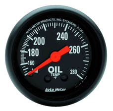 AutoMeter Products 2609 Oil Temp  140-280 F