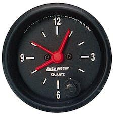 AutoMeter Products 2632 Clock  12 Volt
