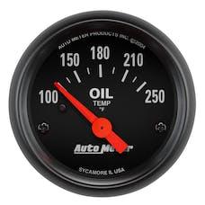 AutoMeter Products 2638 Oil Temp Gauge 100-250 F