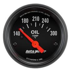 AutoMeter Products 2639 Oil Temp Gauge 140-300 F