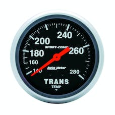 AutoMeter Products 3451 Trans Temp  140-280 F