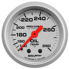 AutoMeter Products 4341 Oil Temp  140-280 F