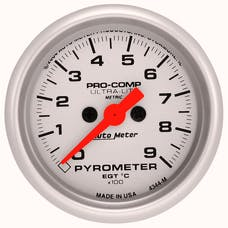 AutoMeter Products 4344-M Pyrometer Kit  0-900 C (2-1/16in)