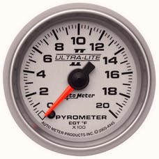 AutoMeter Products 4945 Pyrometer Kit 0-2000  (FS)