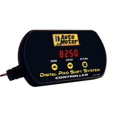 AutoMeter Products 5312 Shift Light Controller; Digital; DPSS Level 1