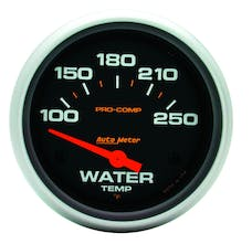 AutoMeter Products 5437 Water Temp  100-250 F