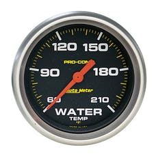 AutoMeter Products 5469 Low Temp Gauge  60-210 F