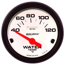 AutoMeter Products 5737-M Water Temp 40-120 C (2-1/16in)