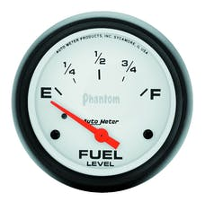 AutoMeter Products 5816 Fuel Level Gauge   240 E/33 F