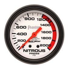 AutoMeter Products 5828 Nitrous Press  0-1600 PSI
