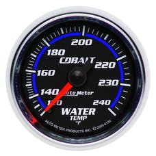 AutoMeter Products 6132 Water Temperature 120-240 F