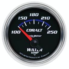 AutoMeter Products 6137 Water Temperature 100 - 250 F